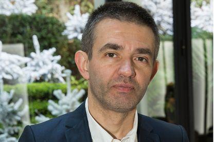 Philippe Lançon, journaliste et écrivain, le 20 février 2013 à Paris.