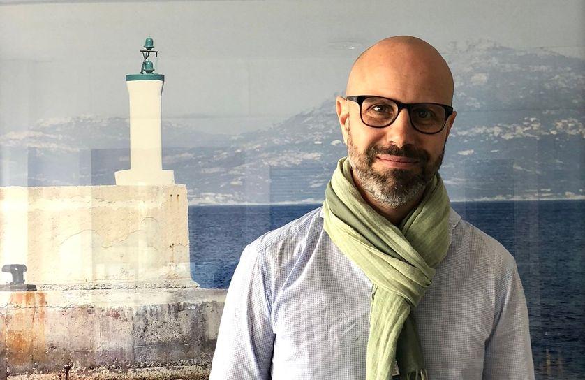 Nicolas Louvet, spécialiste mobilités