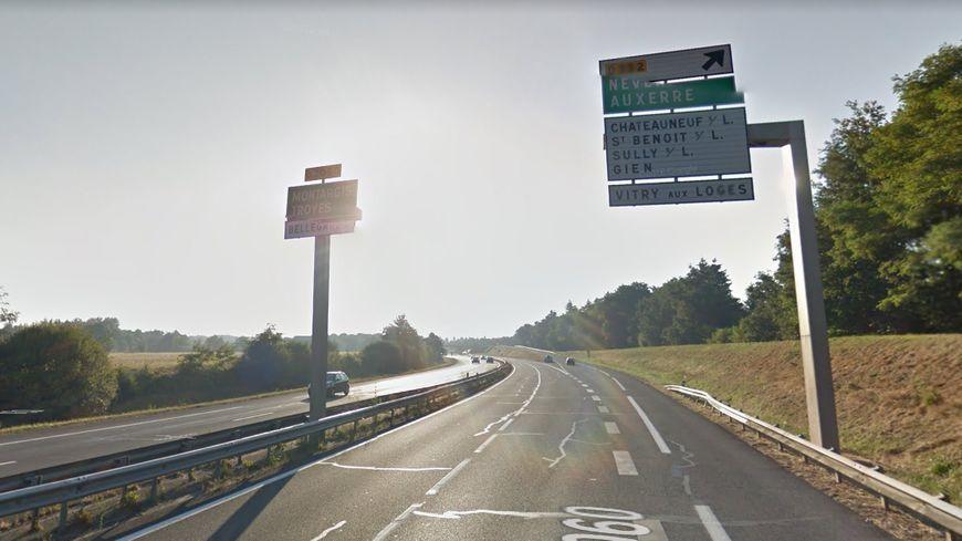 La bretelle d'entrée et la bretelle de sortie vers Châteauneuf-sur-Loire seront fermées pendant les travaux.