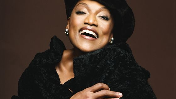 Jessye Norman © C. Friedman