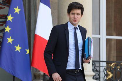 Julien Denormandie, Secrétaire d'Etat auprès du ministre de la Cohésion des territoires