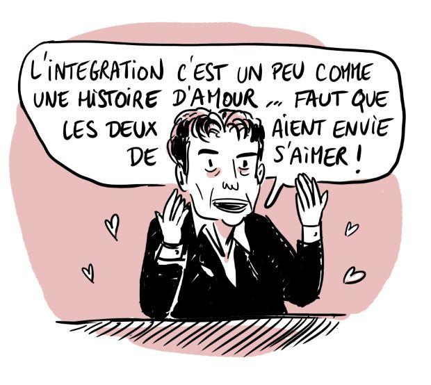 Pascal Blanchard historien sur l'intégration