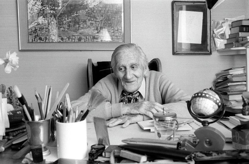 Emmanuel Berl en 1975