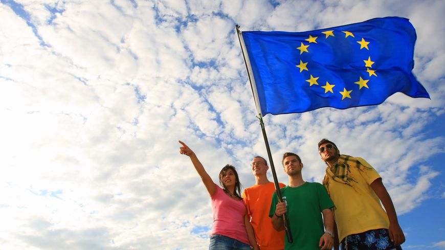 Laurent Festas organise, avec son association, des rassemblements européens de jeunes en Haute-Auvergne.