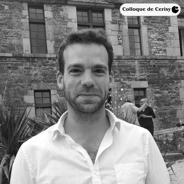 Marc Douguet au CCIC de Cerisy