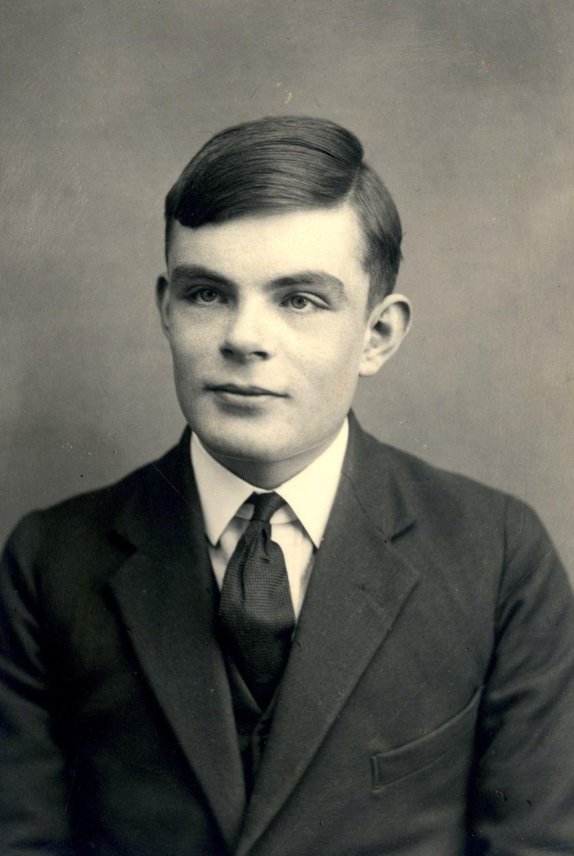 Alan Turing à 16 ans
