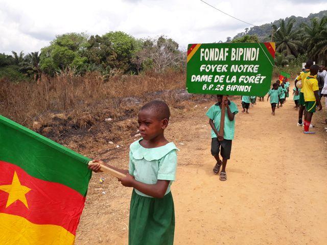 Enfants du Foyer Notre Dame de la Forêt (FONDAF)