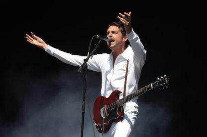 Miles Kane au festival TRNSMT à Glasgow