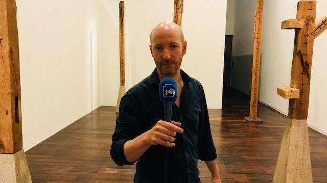 Arnaud Beigel - Conférencier au MAC VAL