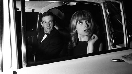 """Sortie du film """"La Peau douce"""" de François Truffaut"""
