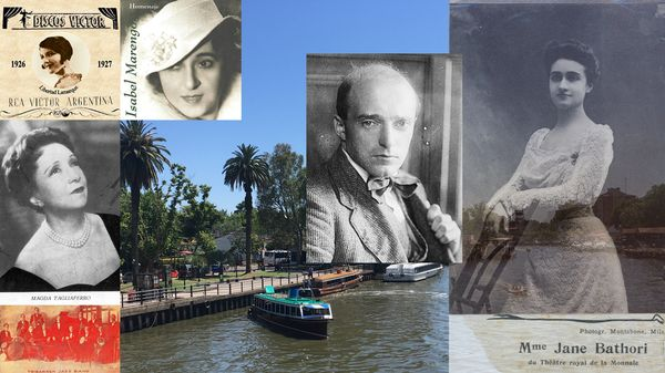 Le Rio de la Plata, la Musique et le Monde #25 : Deux génies musicaux à Buenos Aires : Ansermet et Kleiber