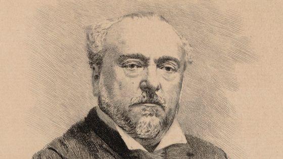 Emmanuel Chabrier  en 1890