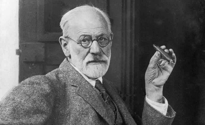 Le vieux Sigmund Freud