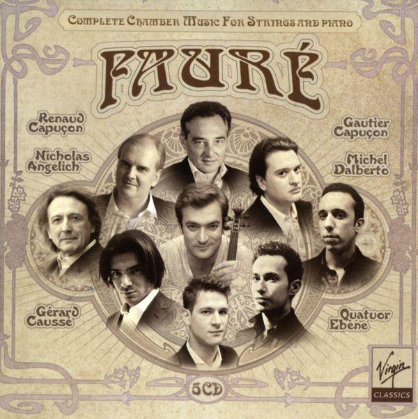 CD Capuçon Fauré