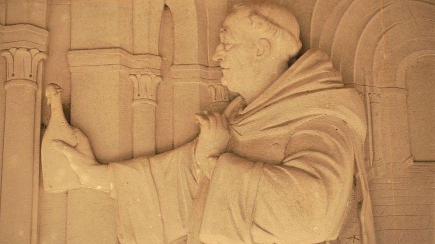 Dom Perignon, abbaye de Hautvillers.