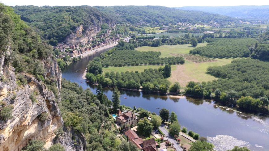 Les touristes étaient moins nombreux en juillet en Dordogne.