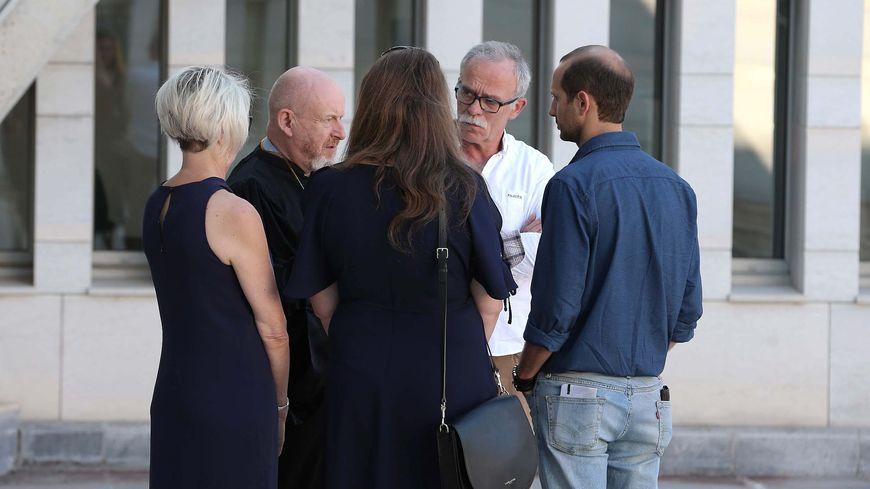 La famille d'Alexia Daval a été reçu par le juge d'instruction le 4 juillet