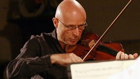 """Marc Togonal conduit le Festival """"Musiques à St Hipp"""""""