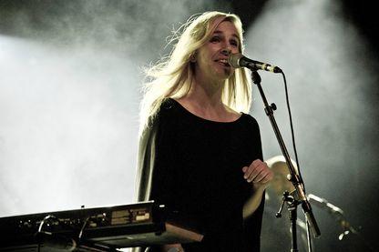 Barbara Carlotti en concert à la Courneuve