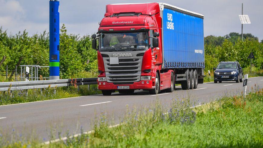 Près de 600 bornes de péage ont été installées en Allemagne