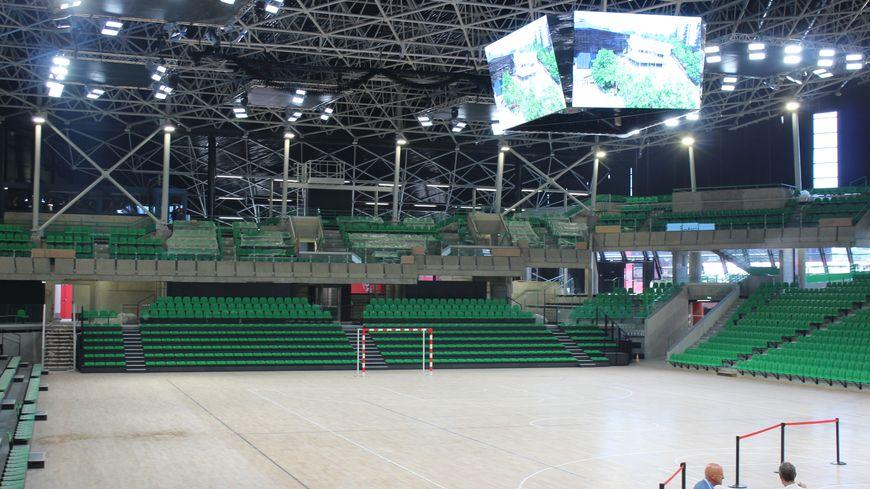 Le HBC Nantes va enfin retrouver le Palais de sports de Beaulieu après plus de 2 ans de travaux.