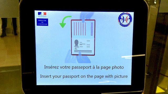Le système Parafe a été mis en place à Orly en juin 2018, mais aussi à Roissy-Charles-de-Gaulle