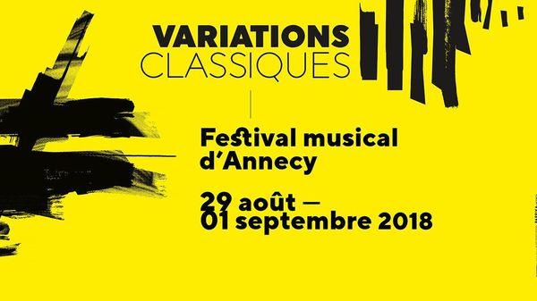 Variations Classiques : festival de musique classique à Annecy