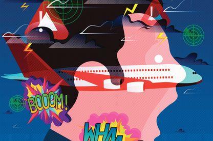 Comment gérer les vacances à l'étranger quand on a une peur phobique de l'avion ?