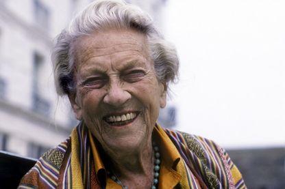 Ella Maillart (1903 - 1997). Elle fut voyageuse, écrivaine et photographe suisse.