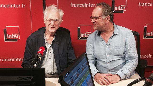 Bertrand Tavernier et Laurent Delmas