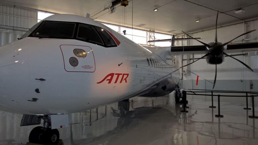 L'aérodrome de Toulouse Francazal, un des trois sites d'ATR.