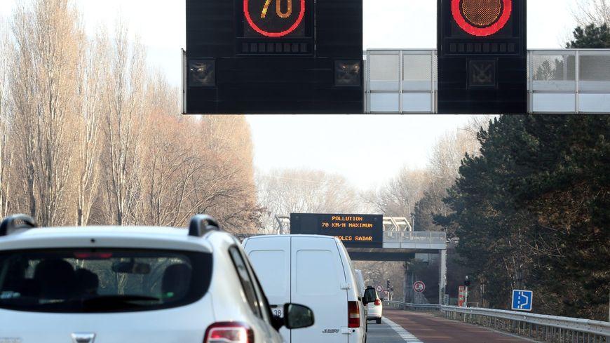 La préfecture de l'Isère lève les mesures prises pour endiguer l'épisode de pollution atmosphérique (photo d'illustration)
