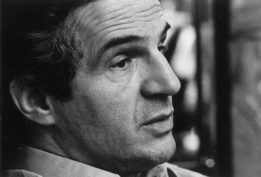 Le cinéaste François Truffaut