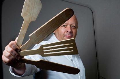 Le chef cusinier Thierry Marx