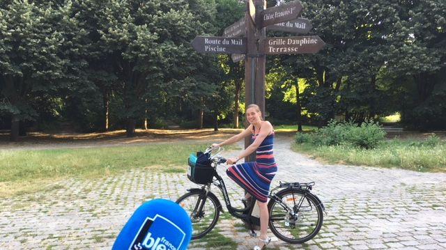 Elisa Barbier de l'Office du Tourisme Intercommunal Saint Germain Boucles de Seine