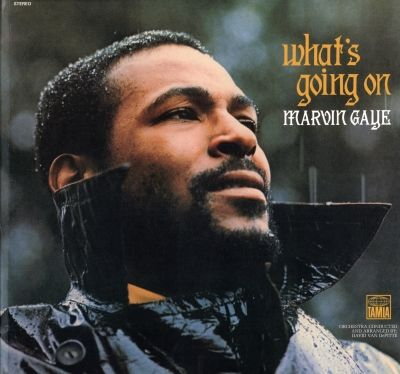 Marvin Gaye : « Inner City Blues (Make me Wanna Holler) », dans son album What's Going on