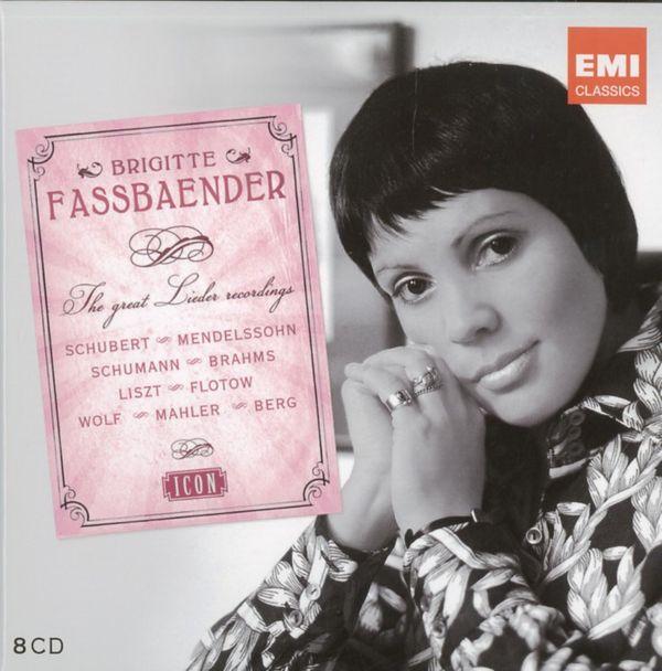 CD Heuberger Fassbaender et Gedda