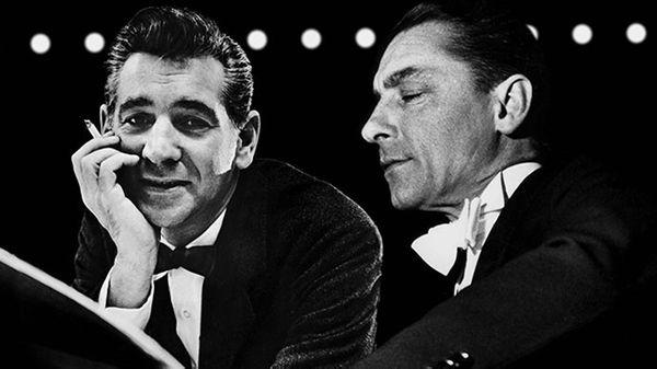 Leonard Bernstein et Herbert von Karajan : le duel