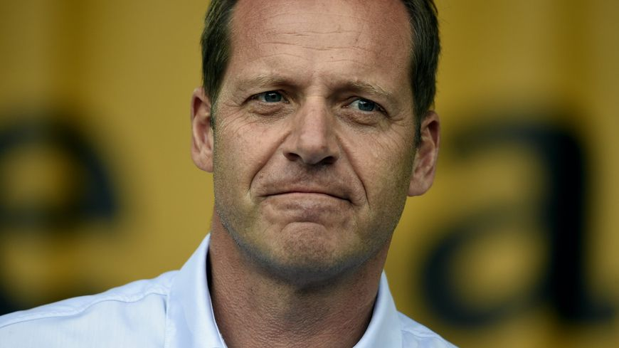 Christian Prudhomme, le patron du Tour de France