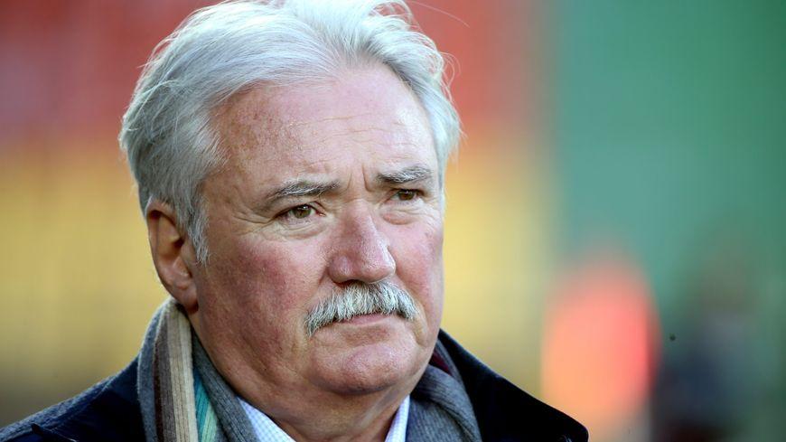 Le président du FC Metz Bernard Serin affiche l'ambition d'une remontée immédiate