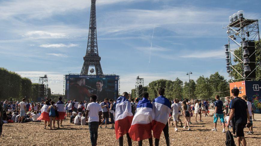 Mondial 2018 : où voir la finale des bleus sur écran géant en ile de