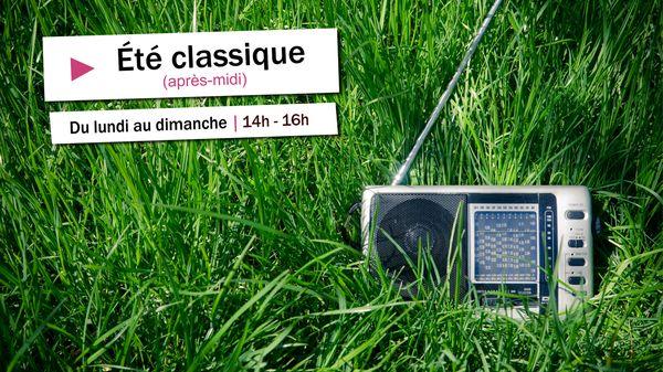 Le programme classique de Judith Chaine : Gimenez, Mompou, Casals, Gershwin, Purcell, Cristofano Malvezzi...