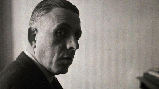 Francis Poulenc, en 1946.