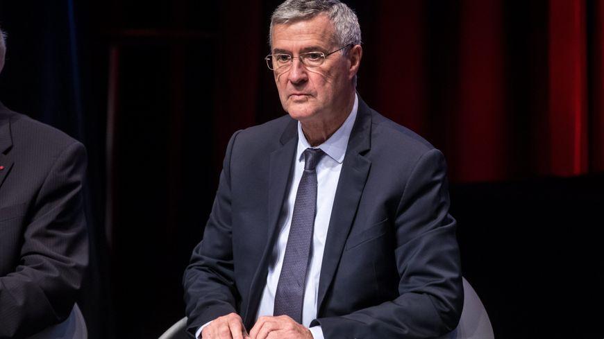 Patrick Strzoda, directeur de cabinet d'Emmanuel Macron