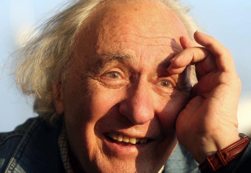 William Klein le 22 novembre 2007 lors du Festival du film de Thessalonique qui lui rendait hommage..