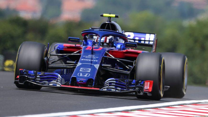 Grand Prix de Hongrie remarquable pour Pierre Gasly !