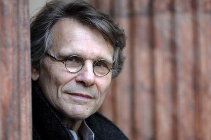 Daniel Pennac, écrivain, le 3 novembre 2018