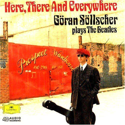 CD Goran Söllscher Beatles