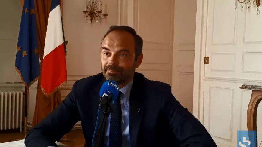 Edouard Philippe, sur France Bleu Berry, en mai dernier