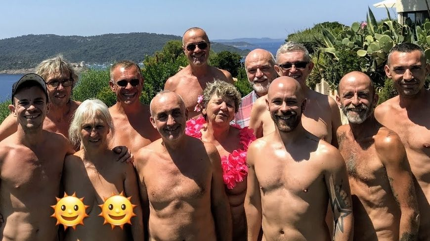 Sur l'Ile du Levant, les naturistes n'ont pas l'intention de se rhabiller